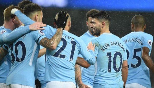 АПЛ: «Манчестер Сіті» здобув 20 перемогу в сезоні