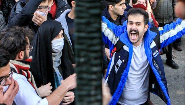 Иранские военные заявили о прекращении антиправительственных акций