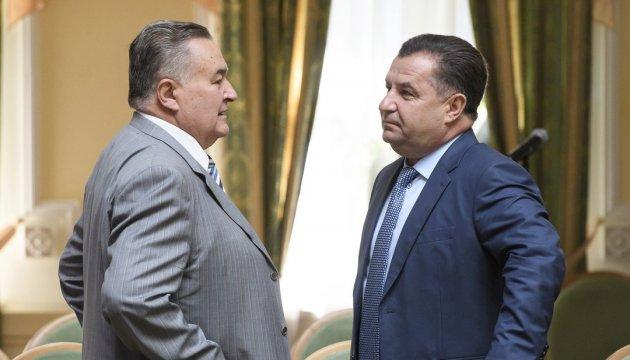 Martschuk hält großen Krieg im Donbass für unwahrscheinlich