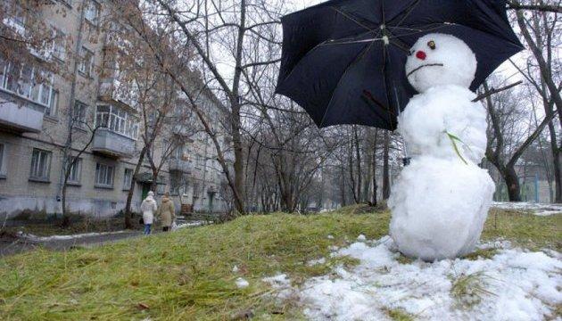 На Різдво Тернопільщині прогнозують температуру на 30° вище минулорічної