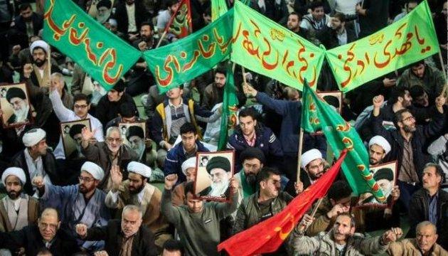 На проправительственные акции в Иране вышли десятки тысяч людей - СМИ