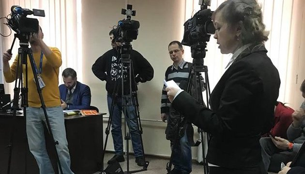Захисту сім'ї Ноздровської дали читати справу, але не всю