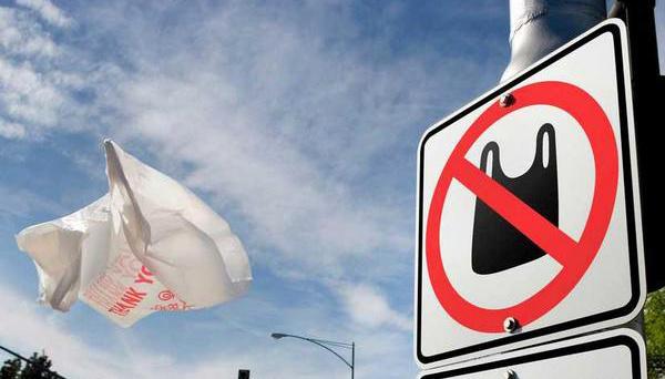 У штаті Нью-Йорк заборонили одноразові поліетиленові пакети