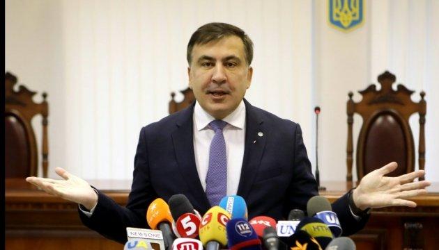 Саакашвили допросили по делу о расстрелах на Майдане