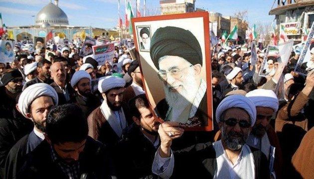В Ірані на вулиці вийшов «Антимайдан», а громадянська війна – навряд чи можлива
