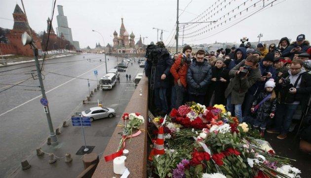 Народный мемориал должен носить название Немцов Мост