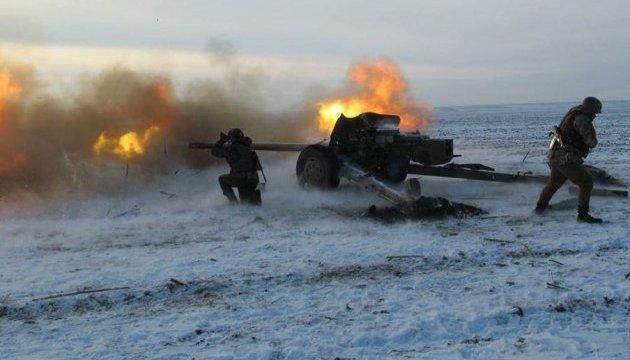 """АТО: боевики нарушают """"тишину"""" лишь на Донецком направлении"""