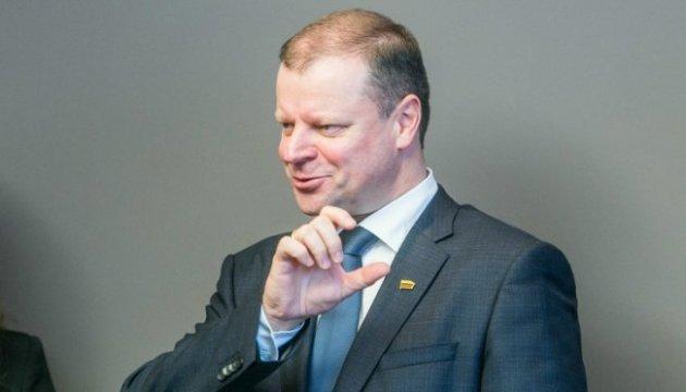 Премьер Литвы объяснил свой тезис о возобновлении политических контактов с РФ