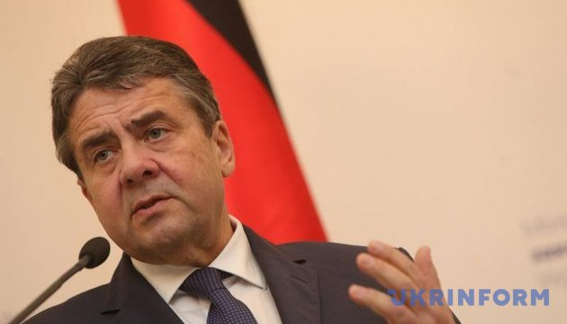 Germany to persuade Russia to return its officers to JCCC - Gabriel