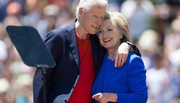 В штате Нью-Йорк горел дом Клинтонов