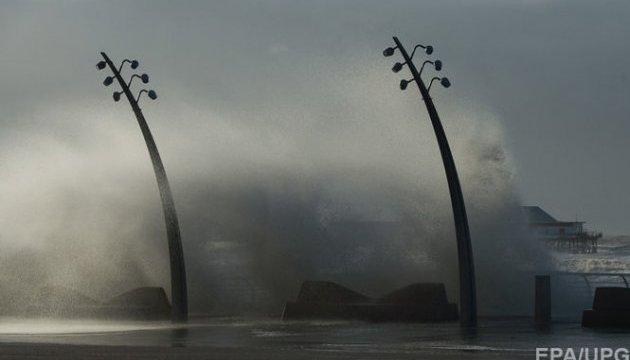 Півдню Франції загрожують шторми, зливи і повені