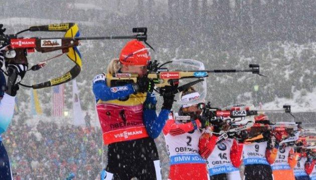 В Оберхофе стартует четвертый этап Кубка мира по биатлону