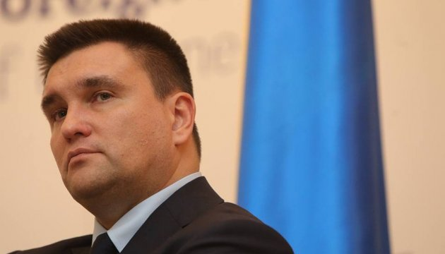 Ukraine sees its future in Europe - foreign minister