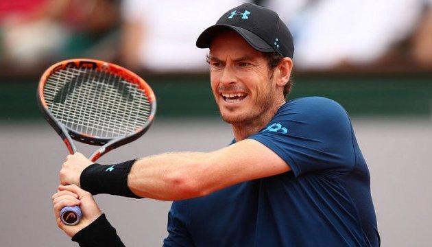 Енді Маррей пропустить Australian Open