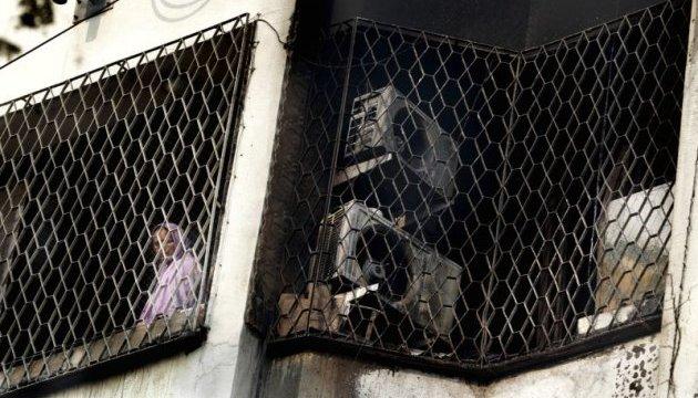 В Индии горел жилой дом, четверо погибших