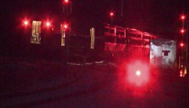 В ЮАР сошел с рельсов поезд - четверо погибших, десятки раненых