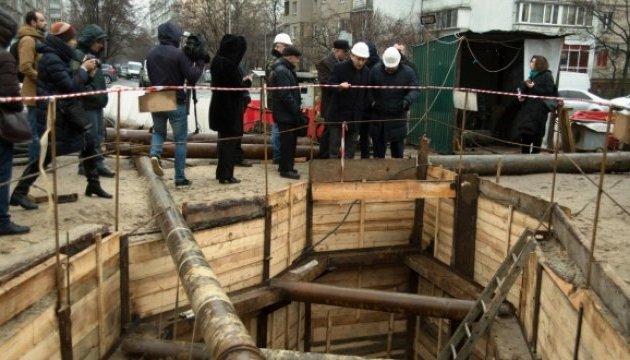 В Киеве в этом году на реконструкцию коллекторов направят больше 120 миллионов