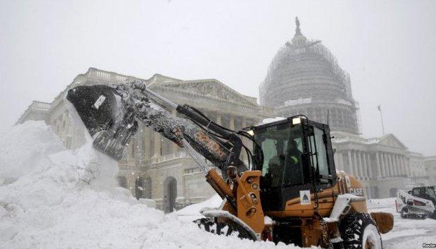 Щонайменше 12 людей загинули від морозів на північному сході США