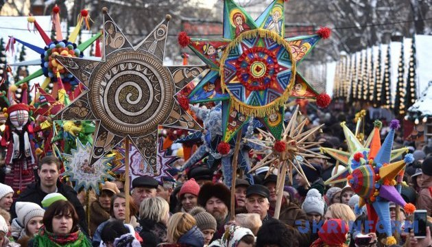 Каждый пятый украинец будет дважды праздновать Рождество