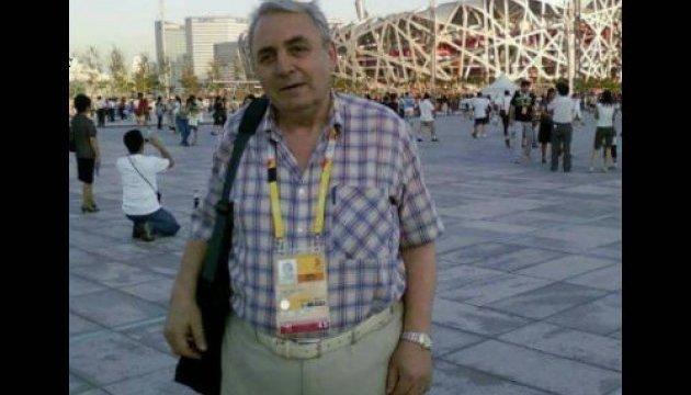 Ушел из жизни известный спортивный журналист Ефим Шарпанский