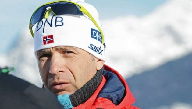 Легендарный норвежский биатлонист Бьорндален рискует не отобраться на Олимпиаду-2018