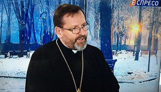 Глава УГКЦ прокоментував церковний скандал у Запоріжжі