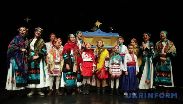 В Тернополе рождественский вертеп можно заказать через интернет