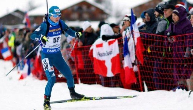 Кубок мира по биатлону: Вита Семеренко завоевала «бронзу» в гонке преследования