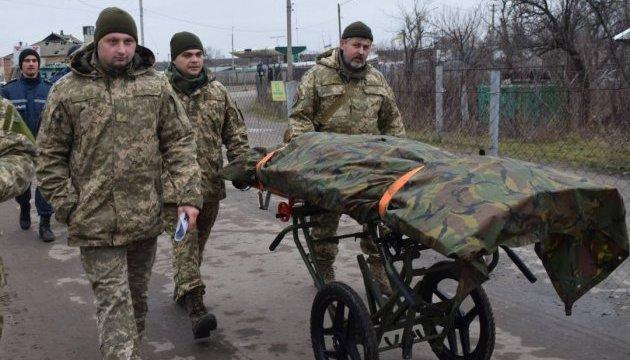 Тіла загиблих бойовиків передали в ОРДЛО
