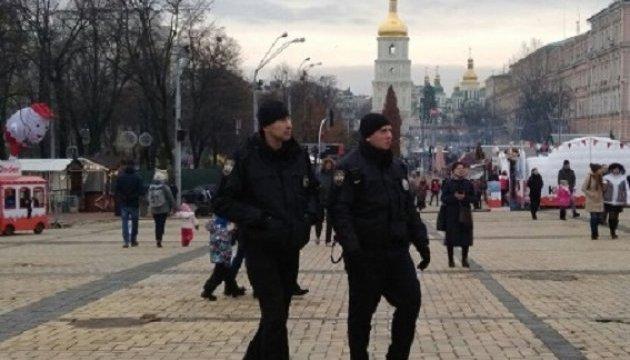 У Києві храми на Різдво охоронятимуть більше як 1200 поліцейських
