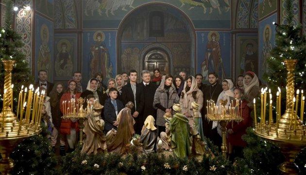 У Різдвяних богослужіннях взяли участь 5 мільйонів громадян - МВС