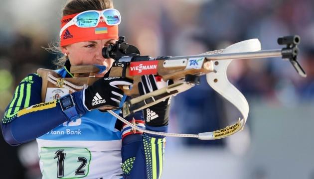 Збірна України назвала склад на чемпіонат Європи з біатлону