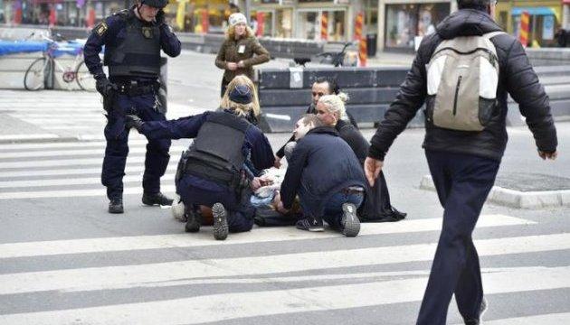 В Стокгольме возле метро произошел взрыв, есть раненые