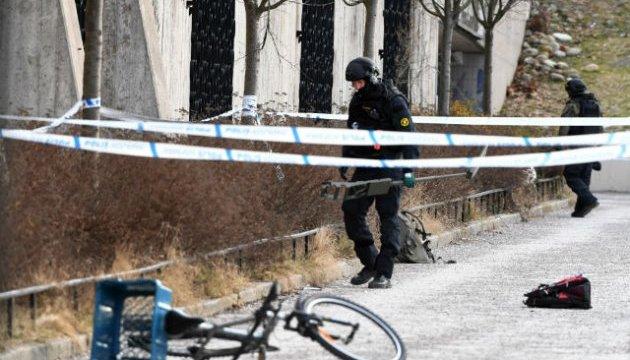 Взрыв в Стокгольме, убивший человека, мог произойти из-за ручной гранаты