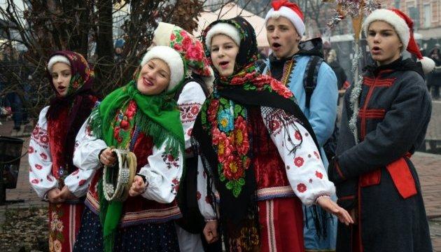 У США колядники зберуть кошти на реабілітацію українських бійців