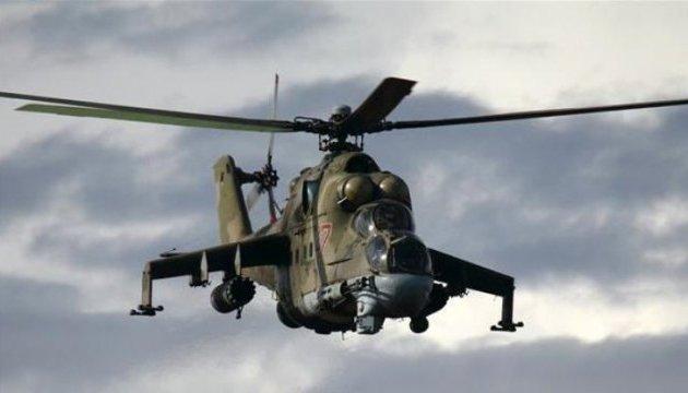 В Іраку розбився американський військовий вертоліт