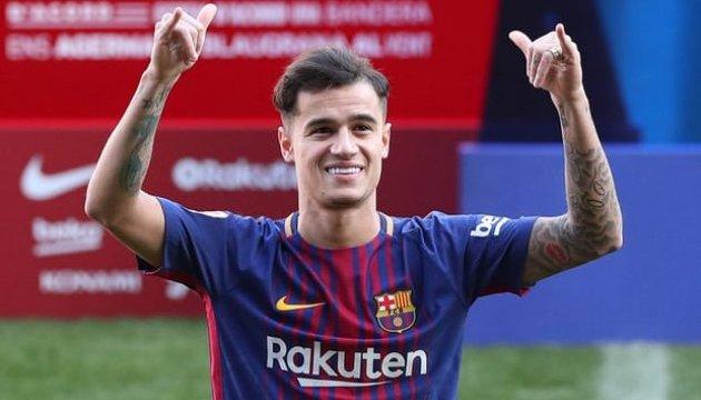 «Барселона» представила самого дорогого игрока в истории клуба