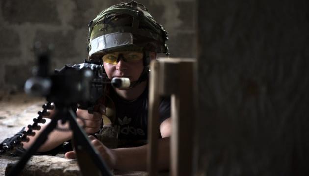 ATO: Rebellen beschießen mit Mörsern Armeestellungen bei Luhanske