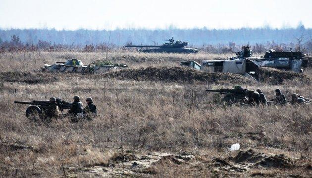 Waffenruhe im Donbass 22 Mal gebrochen