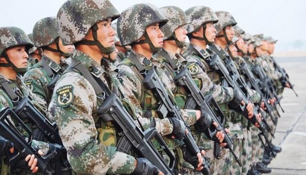 Китай намерен увеличить военное присутствие на Ближнем Востоке - СМИ