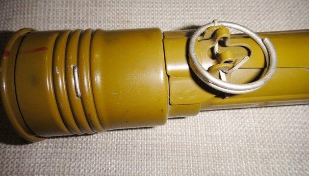 У Києві на подвір'ї знайшли протитанкову гранату