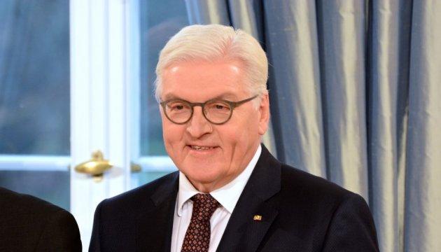 German President Steinmeier to visit Ukraine next week