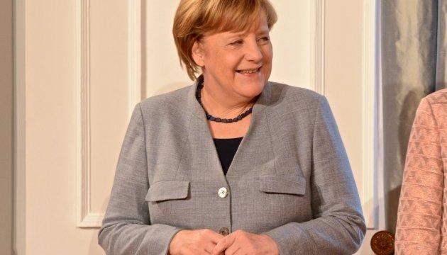 Меркель намерена