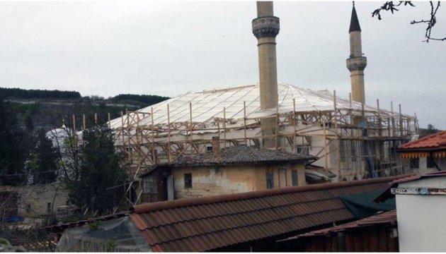 Ucrania pide a la Unesco a salvar el Palacio del Kan de Bajchisarái