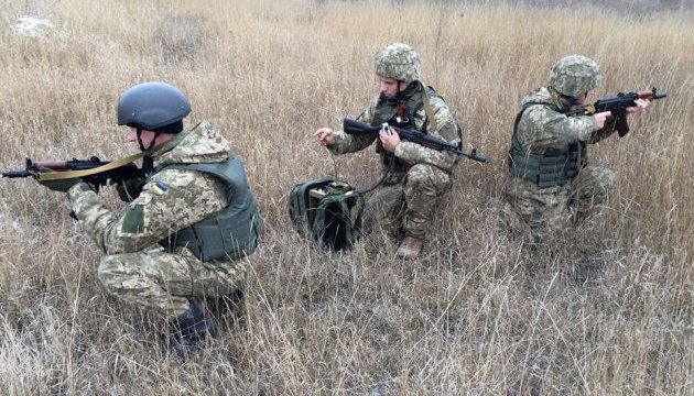 No losses among Ukrainian soldiers over past day - Hutsuliak