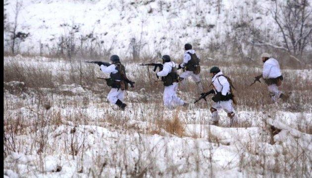 На Луганщине военные ВСУ взяли в плен боевика