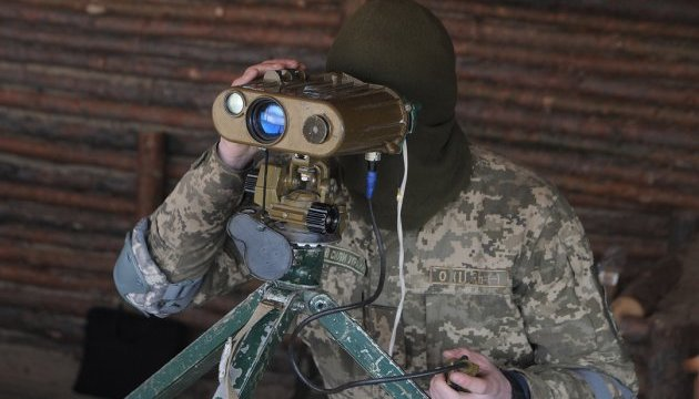 Доба АТО: 30 обстрілів - під Новгородським і Луганським гатили з 120 мм калібру