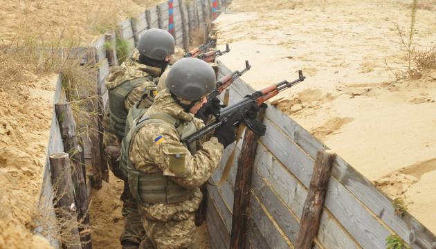 «Великоднє перемир'я»: 27 обстрілів позицій ЗСУ, гатили із 120-го калібру