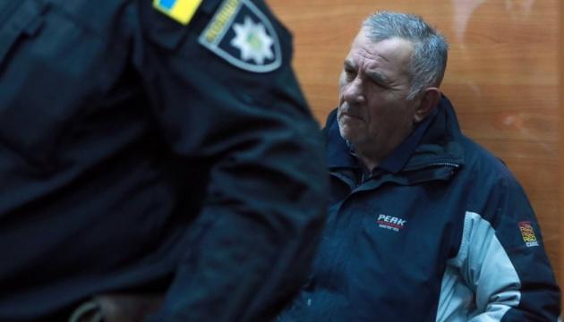 Суд залишив Россошанського під вартою
