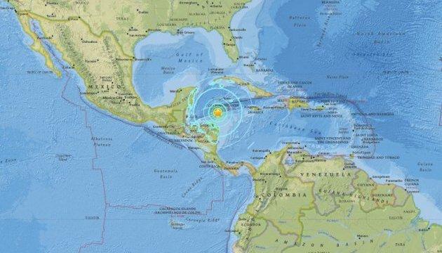 В Гондурасе произошло мощное землетрясение